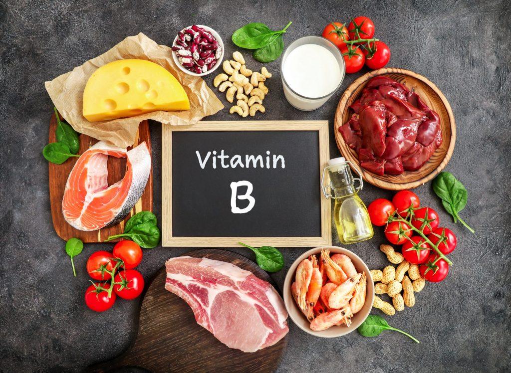 Beneficios de la vitamina B