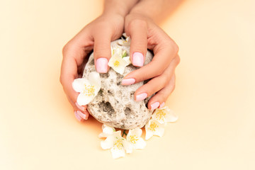 Consejos para mantener tus uñas fuertes