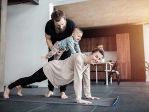 La importancia de mover el cuerpo